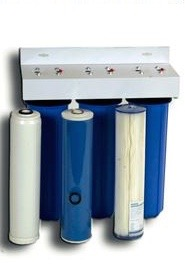 Commercial water purifier solution